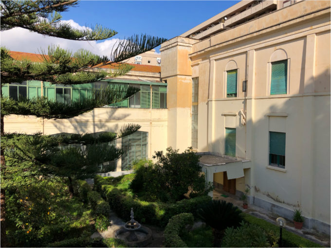 Grande compendio immobiliare in Corso Calatafimi alta ( 3.000 mq. interni c.ca)